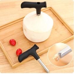 Dụng cụ khui dừa siêu nhanh - Giá Cực Sốc