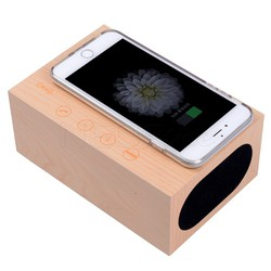Xạc điện thoại ,hiển thị  đồng hồ leg và nhiệt độ không dây