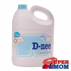 Nước giặt xả quần áo trẻ em D-nee 960ml