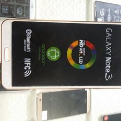 Samsung Galaxy Note 3 Chính hãng Ram 3G BNT 32G