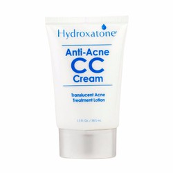 Kem Trị Mụn Che Khuyết Điểm Sáng Da Anti-Acne CC Cream HYDROXATONE