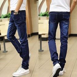 Quần Jeans Nam Wax Màu