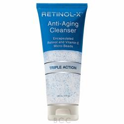 Gel Rửa Mặt Hạt Mát-xa Chống Lão Hoá RETINOL-X Anti-Aging Cleanser