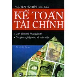Kế toán tài chính tác giả Nguyễn Tấn Bình