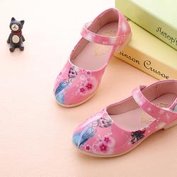 Giày công chúa họa tiết xinh xắn Z-11 hồng