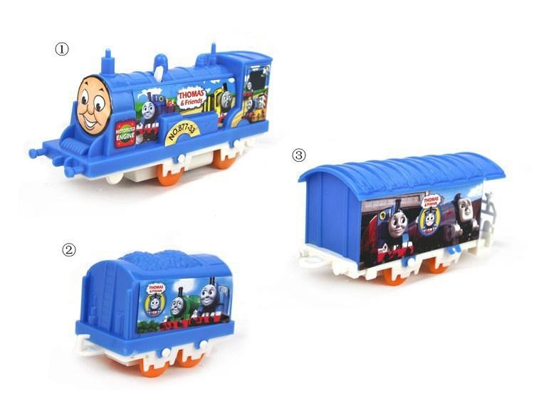 Bộ đồ chơi đoàn tàu Thomas 3