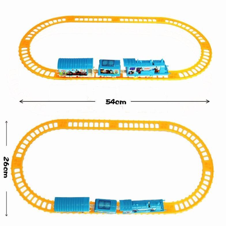 Bộ đồ chơi đoàn tàu Thomas 7