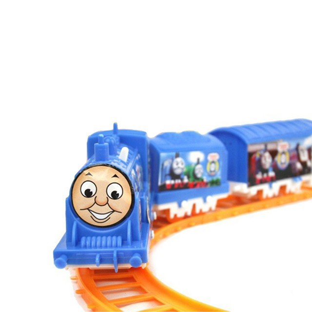 Bộ đồ chơi đoàn tàu Thomas 6