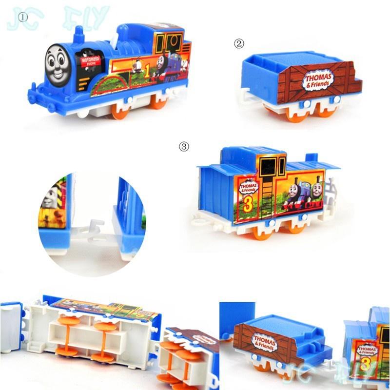 Bộ đồ chơi đoàn tàu Thomas 2