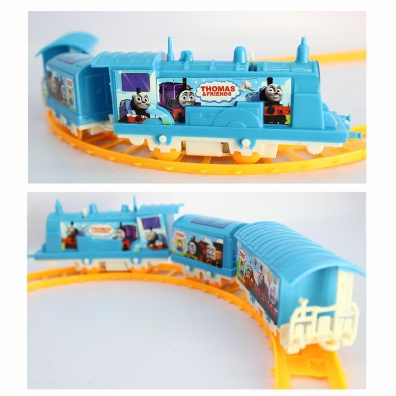 Bộ đồ chơi đoàn tàu Thomas 5