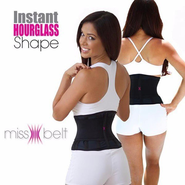 Đai định hình giảm eo Miss Belt 1