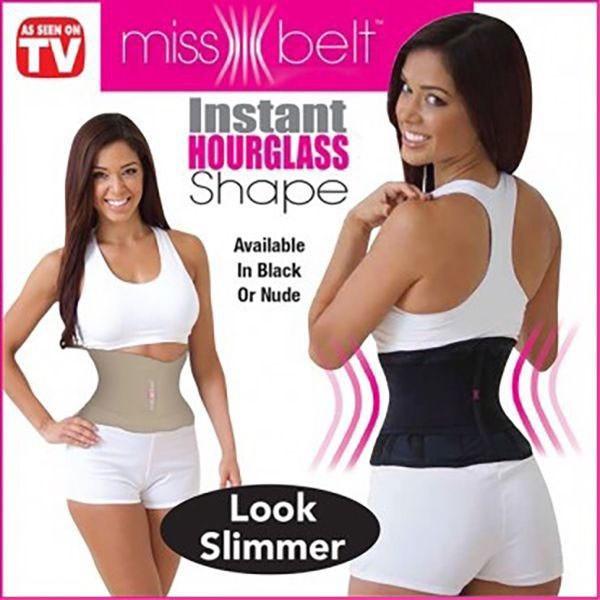 Đai định hình giảm eo Miss Belt 2