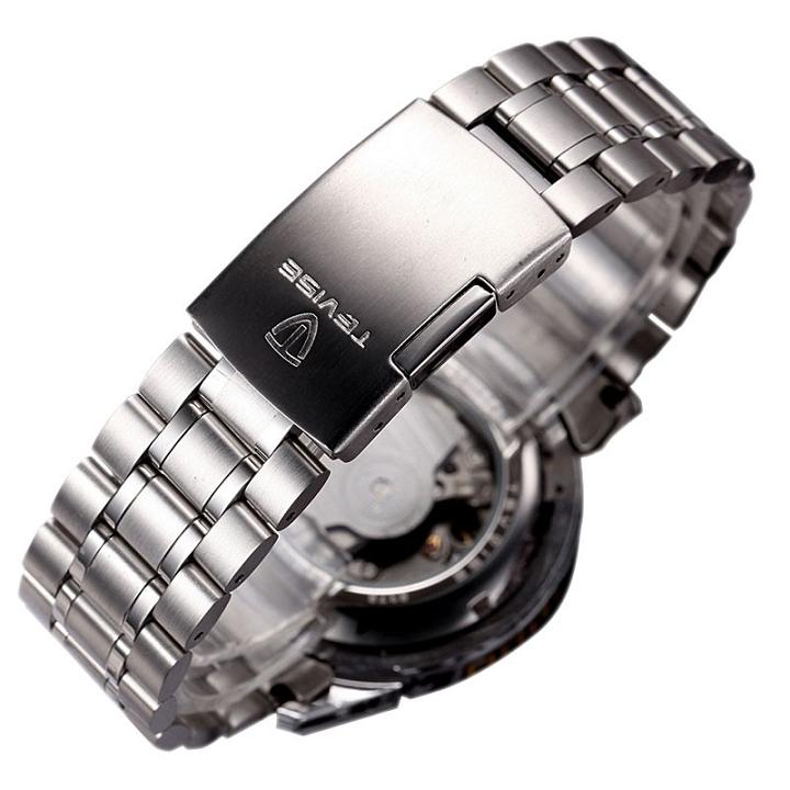 Đồng hồ tự động lộ máy cao cấp TEVISE 1000 7