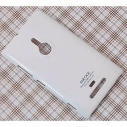 Ốp lưng Nokia Lumia 925 hiệu SGP màu trắng