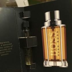 Nước hoa nam xách tay ống sample mini The Scent