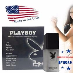 Xịt chống xuất tinh sớm Playboy