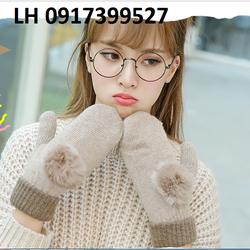Găng tay len bao tay len Hàn Quốc mới R16BT10