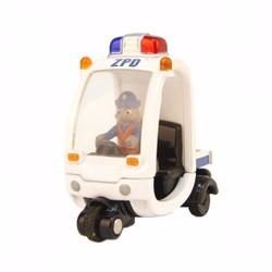 Xe Mô Hình 3 Bánh Tomica Disney Zootopia Judy Mini
