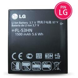 Pin LG-Optimus 3D P920 - FL-53HN dung lượng 1500mAh
