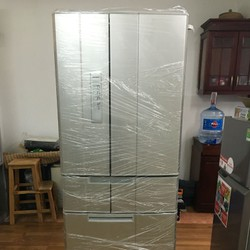 Tủ lạnh Mitsubishi 501L, 2011, nội địa Nhật
