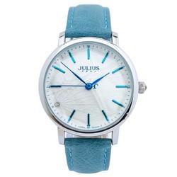 Đồng hồ nữ Hàn Quốc chính hãng JU1146 Xanh dương