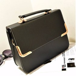 Túi hộp thời trang kiểu Hàn Quốc-1