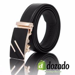 Thắt lưng da nam cao cấp DOZADO 006