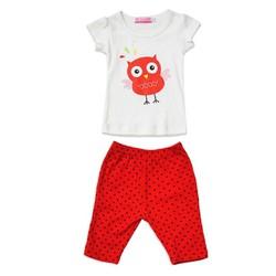 Combo 3 bộ đồ em bé với 3 mẫu khác nhau