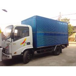 xe tải Veam 2.4 tấn máy Huyndai đời mới thùng dài 4.1 mét