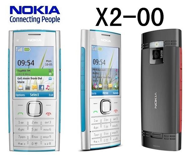 Nokia X2 00 | Nokia X2-00 1