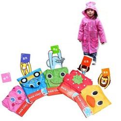 áo mưa trẻ em  3-8 tuoi