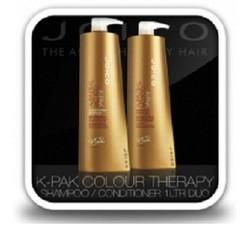 Bộ dầu gội và dầu xả  K-PAK dành cho tóc khô, xơ, chẻ ngọn 1000ml
