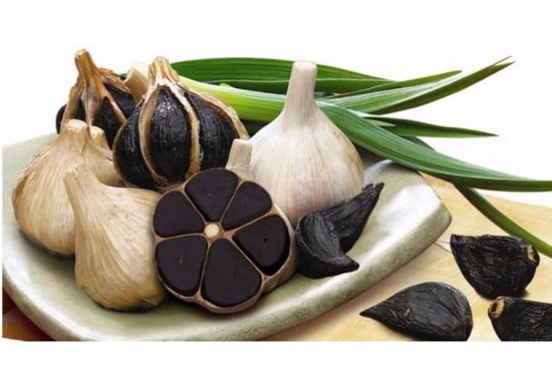 Kết quả hình ảnh cho tỏi đen tốt cho tim mạch