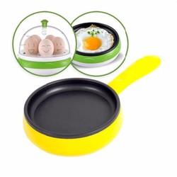 Chảo điện chiên hấp trứng và thức ăn đa năng