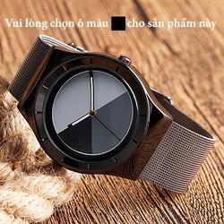 Đồng hồ dây lưới Baidu AL86,