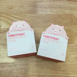 Mặt Nạ Thải ĐộcDa  April Skin Pinky Piggy Carbonated Pack