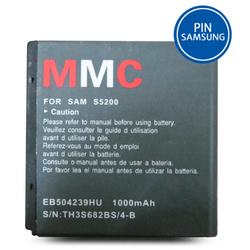 Pin Samsung-S5200 hiệu MMC dung lượng 1000mAh