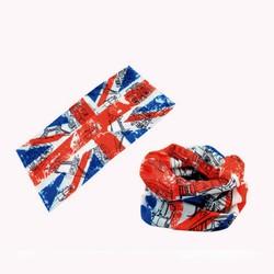 Khăn bịt mặt đa năng hình lá cờ nước Anh của WINWINSHOP88