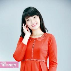 Đầm bầu Honey thu đông thanh lý giá rẻ