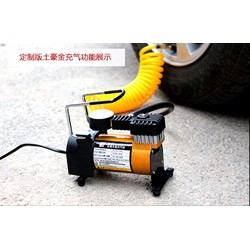 Bơm lốp oto chuyên dụng 12v Jumu J-6808