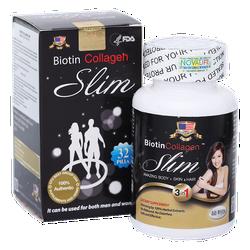 Biotin Collagen Slim - Giảm cân hiệu quả