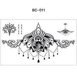 Hình xăm dán Tattoo-SRHX2