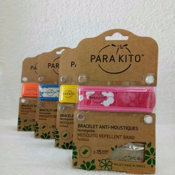Vòng chống muỗi PARAKITO - Xách tay Pháp