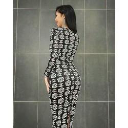 Đầm body chanel