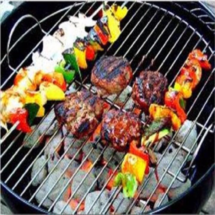 Bếp nướng than hoa Grill BBQ 4