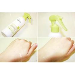 Tẩy da chết toàn thân dạng xịt Body Clean Peeling Mist The Face Shop