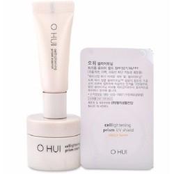 Chính Hãng - Bộ dưỡng trắng da và chống lão hóa OHUI mini 3 món