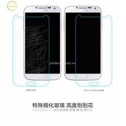 Miếng dán kính cuờng lực cho Galaxy S4