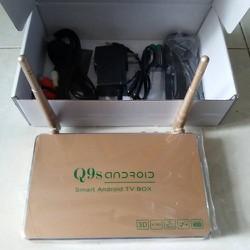 Android Tivi Box Q9S - 1GB RAM 8GB ROM