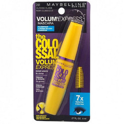 Mascara Maybelline The Colossal Volum Express Waterproof 7X